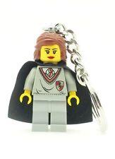 Harry Potter Minifig Hermione Granger Gryffindor Keychain Using LEGO