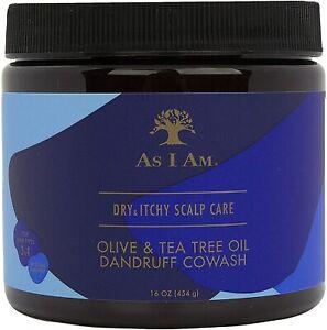 As I Am Dry & Itchy Scalp Care Cowash 454 g (16oz)