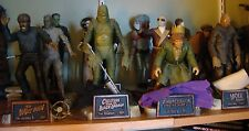 Universal Monsters - MASSIVE Lot of 31 Action Figures - Sideshow/McFarlane/Mezco