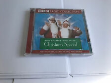 The Morecambe and Wise Christmas Special (BBC Radio 2 CD-Audio Book NEW SEALED