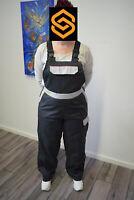 Damen Latzhose Arbeitslatzhose Arbeitshose Sicherheitshose Berufsbekleidung