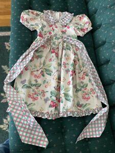 Rare Editions Girls Dress Size 4