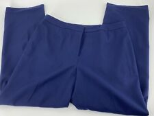Kasper Size 14 Royal Blue Dress Pants EUC (D16-566)