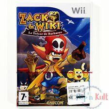 Jeu Zack & Wiki : Le Trésor de Barbaros [VF] sur Nintendo Wii NEUF sous Blister