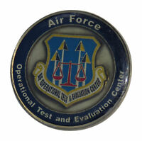 US Air Force Operational Test and Evaluation Center Challenge Coin