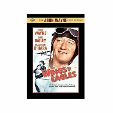 The Wings of Eagles, New DVDs
