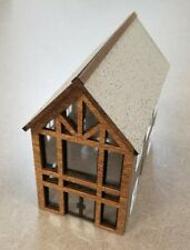 1/87 HO scale Rustic Modern Store front Built and Ready