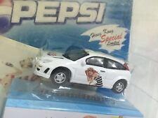 Cararama Ford Focus Pepsi Cola Coke Diecast Car