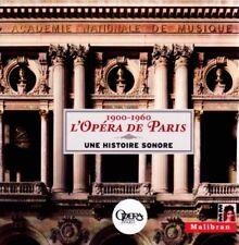 OPERA DE PARIS / 1900-1960 Une Histoire Sonore / (10 CD) / Neuf