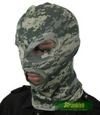 US ARMY SPECIAL FORCES STYLE FULL FACE BALACLAVA in AT DIGI CAMO