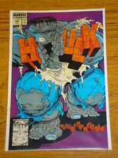 INCREDIBLE HULK #345 VOL1 MARVEL COMIC DS MCFARLANE ART JULY 1988