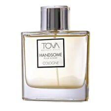 TOVA HANSOME POUR HOMME FOR MEN 50ML COLOGNE SPRAY UN-BOXED