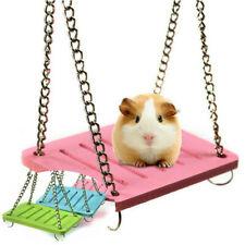Pet Swing Bed Pet Hamster Hanging Swing Bed Pet Hammock Rats Parrot Small Birds