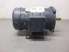 """Used """"Leeson"""" Electric Motor Model C4207FK2C"""