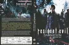 Resident Evil: Damnation (Movie) ~ DVD ~ English Subtitle ~ Free Shipping ~