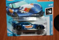 CHEVROLET - CORVETTE C 7 R - HOT WHEELS - SCALA 1/55