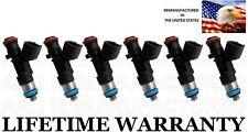 Genuine Bosch Set Of 6 Fuel Injectors for Ford Explorer Ranger Mazda B4000 4.0L