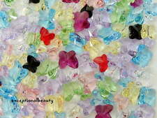 144 Assorted Color Size Swarovski® crystal 5754 Butterflies Beads 6mm 8mm 10mm