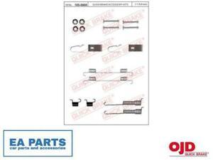 Accessory Kit, brake shoes for SUZUKI QUICK BRAKE 105-0800