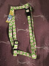 New listing Yellow Dog Design Daisy Green Roman Style H Harness for Xl Dogs 28�-36� New