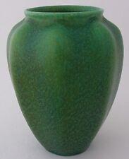 Beautiful Pilkingtons Royal Lancastrian Green Vase - British Art Pottery