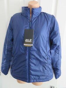 Jack Wolfskin Womens Thermic One Jacket: Lapiz Blue RRP £80