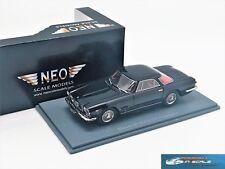 Maserati 5000 GT Allemano black 1960 NEO 45655 1:43