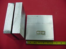 "3 pieces 1-1/4"" X 6"" ALUMINUM 6061 FLAT BAR 6"" long Solid T6511 Plate Mill Stock"