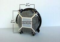 Ryzen 3 1300X 1200 Heatsink Cooling Fan - Original AMD Cooling Solutions - New