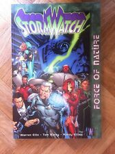 STORMWATCH : FORCE OF NATURE   PAPERBACK SOFTCOVER VERY FINE (B13)