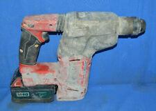 "Milwaukee 2712-20 M18 FUEL 18V Brushless Cordless 1"" SDS-Plus Rotary Hammer"