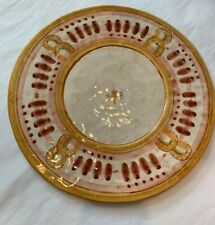 Vietri Contrada Charger Plate Italy New