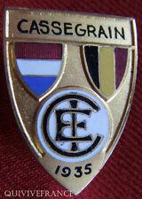 BG4946 - INSIGNE CHAMPIONNATS EUROPEENS HOLLANDE BELGIQUE 1935 ?