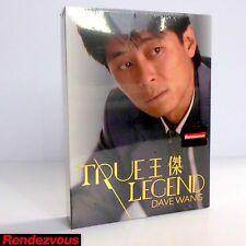 Dave Wang True Legend [6-CD][Box Set] 2013 NEW 101 Best Album Hong Kong 王傑 故事的角色