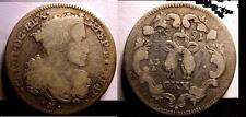 Napoli - Carlo II Tari Ar 1691 MB Sig Periz