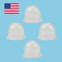 4x Primer Bulb For Homelite Echo Stihl Ryobi Poulan Zama Carburetor Priming Bulb