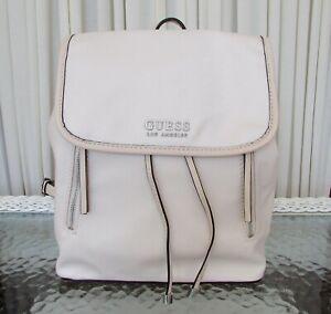 GUESS Backpack Flap Kepner Signature G Logo Shoulder Bag Purse NWT