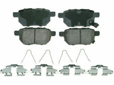 Rear Wagner QuickStop Z916 Brake Shoe Set