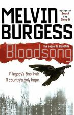 Bloodsong by Burgess, Melvin