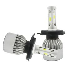 COB H4 HB2 9003 55W 11000LM Kit de phares LED ampoules haute / basse consom U9B8