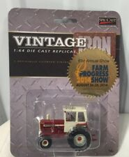 SpecCast Internatinal 1206 with Wheatland Cab 2014 FARM PROGRESS SHOW 1/64 NIP
