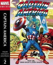 Captain America Omnibus Vol. 2 (HC) Lee, Stan & Friedri