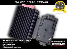 PORSCHE 2003-2010 BOSE AMPLIFIER REPAIR SERVICE 911 BOXSTER CARRERA CAYENNE
