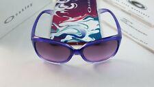 Oakley Coccolati Ametista Iridescente Nero Violetto Gradiente + Box OO9160-12