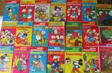 21 Lustige Taschenbücher LTB 13-15,18-30,32-34,36,37 Erstauflage 1. Auflage 3 DM