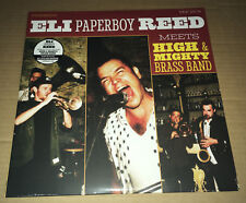 ELI PAPERBOY REED Meets High & Mighty Brass LIVE 900 MADE LP Vinyl RSD SEALED