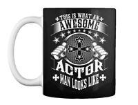 Actor Man Funny Gift Coffee Mug