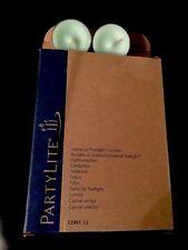 Partylite 12 Teelichter Marshmallow Vanille Neu