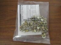 Chatsworth Rack Mount M6 Cage Nuts & Screws  - 25 Pk