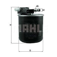 Inline Fuel Filter - MAHLE KL911 - Car - Fits Suzuki Alto